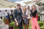 DOUGLAS BOOTH, Cartier Queen's Cup. Guards Polo Club, Windsor Great Park. 17 June 2012