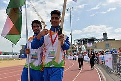 03/08/2017; Opening Ceremony at 2017 World Para Athletics Junior Championships, Nottwil, Switzerland