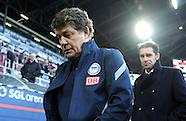 Fussball Bundesliga 2011/12: FC Augsburg - Hertha BSC Berlin