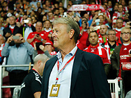 FOOTBALL: Coach Åge Hareide (Denmark) before the World Cup 2018 UEFA Qualifier Group E match between Denmark and Poland at Parken Stadium on September 1, 2017 in Copenhagen, Denmark. Photo by: Claus Birch / ClausBirch.dk.