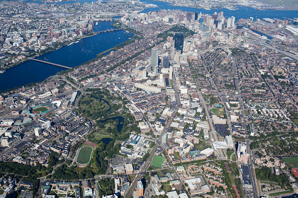 Boston Overview - Fenway to Boston Common