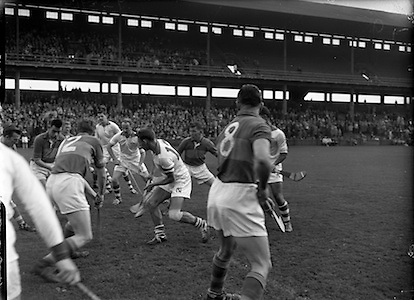 St. Brendan Cup Final, Tipperary v New York..09.10.1960