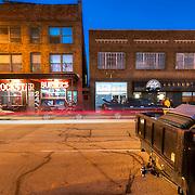West Bottoms area, Genessee Street. Kansas City, Missouri.
