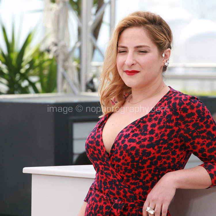 Marilou Berry at the Inside Out film photo call at the 68th Cannes Film Festival Monday May 18th 2015, Cannes, France.