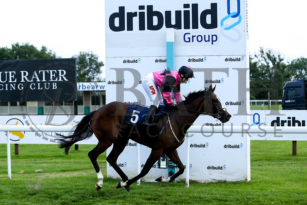 Lolita Pulido ridden by David Egan trained by David Loughnane in the Frome Scaffolding Handicap - Mandatory by-line: Robbie Stephenson/JMP - 27/08/2019 - PR - Bath Racecourse - Bath, England - Race Meeting at Bath Racecourse