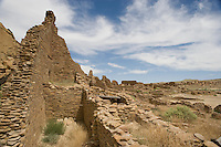 Pueblo Bonito, Chaco Canyon NHS, New Mexico