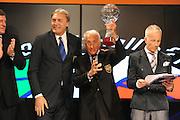 DESCRIZIONE : Milano Italia Basket Hall of Fame<br /> GIOCATORE : Dino Meneghin Alessandro Gamba<br /> SQUADRA : FIP Federazione Italiana Pallacanestro <br /> EVENTO : Italia Basket Hall of Fame<br /> GARA : <br /> DATA : 07/05/2012<br /> CATEGORIA : Premiazione<br /> SPORT : Pallacanestro <br /> AUTORE : Agenzia Ciamillo-Castoria/GiulioCiamillo