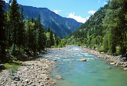 Animas River is a 126-mile-long (203 km)[2] river in the western United States, a tributary of the San Juan River, part of the Colorado River System.