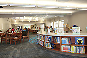 New library at Codwell Elementary