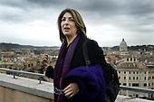 Naomi Klein in Rome