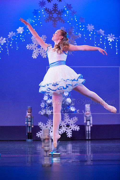 Wellington, NZ. 5.12.2015. Clara, from the Wellington Dance & Performing Arts Academy end of year stage-show 2015. Little Show, Saturday 10.15am. Photo credit: Stephen A'Court.  COPYRIGHT ©Stephen A'Court