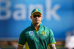 Dale Steyn during the 1st ODI match between South Africa and Australia held at Supersport park in Centurion, Gauteng, South Africa on the 30th September 2016<br /> <br /> Photo by Dominic Barnardt/ RealTime Images