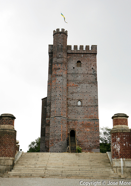 Karnan, a medieval tower in Helsingborg, officially settled in May 1085 by Denmark, is one of the oldest cities of what is now Sweden. Following the Dano-Swedish War (1657-1658) and the Treaty of Roskilde Denmark had to give up all territory on the southern Scandinavian peninsula, and Helsingborg became a Swedish city.<br /> Photography by Jose More