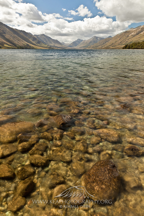 Mavora Lake, Southland, New Zealand