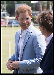 May 24, 2019 - Rome, London, Italy - Image licensed to i-Images Picture Agency. 24/05/2019. Rome, Italy. Prince Harry, The Duke of Sussex arriving at the 2019 Sentebale ISPS Handa Polo Cup at Rome Polo Club, Italy. (Credit Image: © Stephen Lock/i-Images via ZUMA Press)