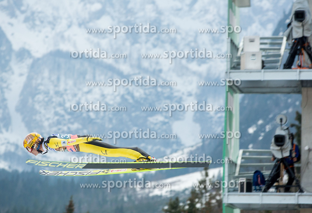 Noriaki Kasai of Japan during the Ski Flying Individual Competition at Day 2 of FIS World Cup Ski Jumping Final, on March 20, 2015 in Planica, Slovenia. Photo by Vid Ponikvar / Sportida