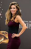 "Amelia Heinle from serie ""The Young and the Restless"" attend photocall at the Grimaldi Forum on June 9, 2014 in Monte-Carlo, Monaco."