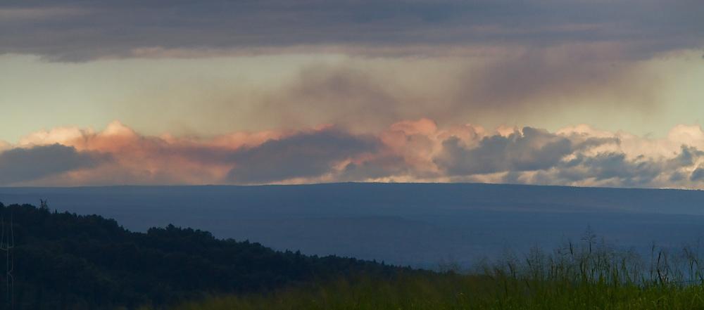 Sulfur Dioxide cloud, Kilauea
