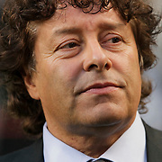 NLD/Amsterdam/20080808 - LG Tournament 2008 Amsterdam, Ajax v Arsenal, teammanager Ajax 1 David Endt