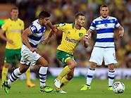 Norwich City v Queens Park Rangers, 16 August 2017