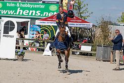 Thomas Gilles, BEL, Konak<br /> Belgisch Kampioenschap - Azelhof 2019<br /> © Hippo Foto - Dirk Caremans<br /> Thomas Gilles, BEL, Konak