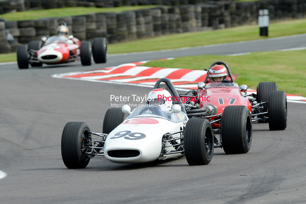 #99 Mike Pascall Brabham BT21