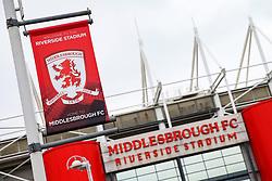 A general view of the Riverside Stadium - Mandatory by-line: Matt McNulty/JMP - 14/04/2018 - FOOTBALL - Riverside Stadium - Middlesbrough, England - Middlesbrough v Bristol City - Sky Bet Championship