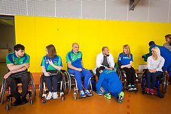 Press conference of Paralympic committe of Slovenia, on April 6, 2017 in Zavod Cirius, Kamnik, Slovenia.  Photo by Ziga Zupan / Sportida