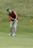 NOORDWIJK - Chris van der Velde.     Stern Open (Nationaal Open) op de Noordwijkse GC . COPYRIGHT  KOEN SUYK