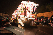 Galactic Circus by Wills CC at Bridgwater Guy Fawkes Carnival.