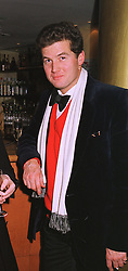 SIR TIMOTHY ACKROYD at a dinner in London on 1st December 1998.<br /> MMN 2 mo