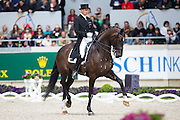 Andreas Helgstrand - Akeem Foldager<br /> World Equestrian Festival, CHIO Aachen 2013<br /> © DigiShots
