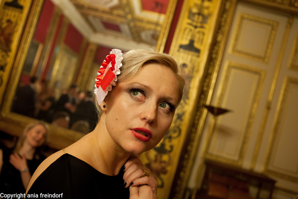 Polish City Club, Gala de Bienfaisance, Paris, Monika Ekiert actress