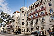 Casa Monica Hotel in St. Augustine, Florida.