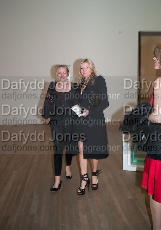 CHEYENNE WESTPHAL; FRU THOLSTRUP, Damien Hirst, Tate Modern: dinner. 2 April 2012.