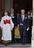 Opening General Synod, Uppsala 22-09-2015