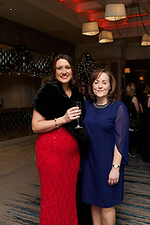Ailbhe Stephens, Trinity City Hotel, MHL Group, and Rachelle O'Brien, DIT Cathal Brugha Street.