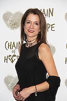 Raquel Cassidy, Chain of Hope Annual Ball 2014, Grosvenor House, London UK, 21 November 2014, Photo By Brett D. Cove