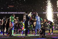 Zoumana Camara - PSG Champion - 23.05.2015 - PSG / Reims - 38eme journee de Ligue 1<br /> Photo : Andre Ferreira / Icon Sport