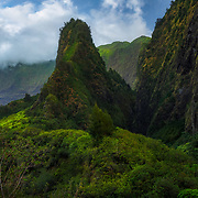 Iao Valley State Monument, Hawaii