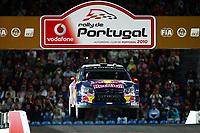 20100527: LOULE, ALGARVE, PORTUGAL - Portugal WRC Rally 2010 - Super Special Stage at Algarve Stadium. In picture: Kimi Raikkonen / Kaj Lindstrom (FIN) - Citroen Junior Team - Citroen C 4 WRC . PHOTO: CITYFILES