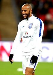 Andros Townsend of England smiles - Mandatory by-line: Robbie Stephenson/JMP - 15/11/2016 - FOOTBALL - Wembley Stadium - London, United Kingdom - England v Spain - International Friendly