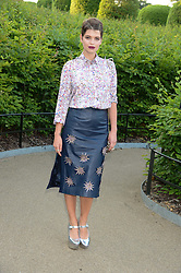 PIXIE GELDOF at the Fashion Rules Exhibition Opening at Kensington Palace, London W8 on 4th July 2013.