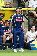 Stoke Manager Tony Pulis during the Barclays Premier League match at Carrow Road Stadium, Norwich, Norfolk...Picture by Paul Chesterton/Focus Images Ltd.  07904 640267.21/8/11