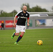 Dundee&rsquo;s Gary Harkins - Dumbarton v Dundee, pre-season friendly at the Cheaper Insurance Direct Stadium, Dumbarton<br /> <br />  - &copy; David Young - www.davidyoungphoto.co.uk - email: davidyoungphoto@gmail.com