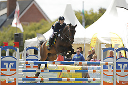 Rother, Antonia, Condio<br /> Fehmarn - Pferdefestival 2014<br /> Nationales Springen<br /> © www.sportfotos-lafrentz.de/ Stefan Lafrentz