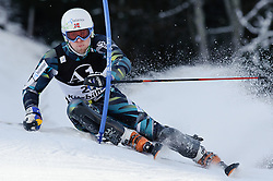 23.01.2011, Hahnenkamm, Kitzbuehel, AUT, FIS World Cup Ski Alpin, Men, Slalom, im Bild // Lars Elton Myhre (NOR) // during the men slalom race at the FIS Alpine skiing World cup in Kitzbuehel, EXPA Pictures © 2011, PhotoCredit: EXPA/ S. Zangrando