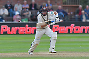 Ollie Pope of Surrey batting during the opening day of the Specsavers County Champ Div 1 match between Somerset County Cricket Club and Surrey County Cricket Club at the Cooper Associates County Ground, Taunton, United Kingdom on 18 September 2018.