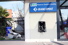 20170325 ASSALTO BANCOMAT BANCA CENTRO EMILIA LAGOSANTO