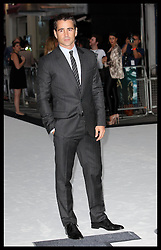 Colin Farrell arriving at the premiere of Total Recall in London, 16th August 2012. Photo by: Stephen Lock / i-Images
